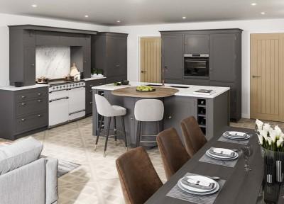 Laura Ashley Kitchen Design