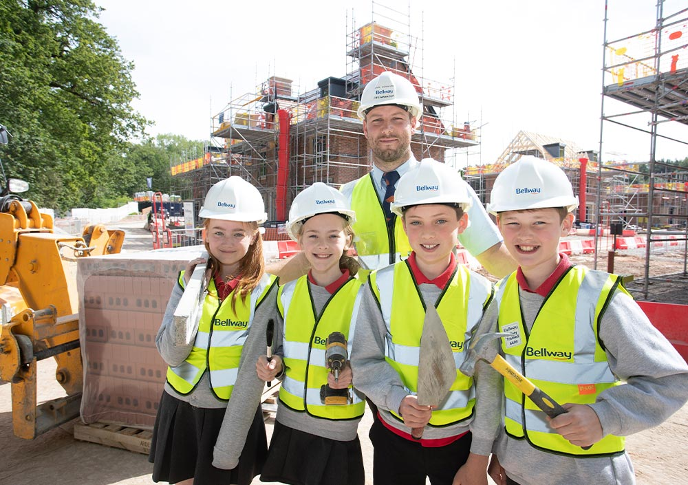 Nether Alderley Primary Visit