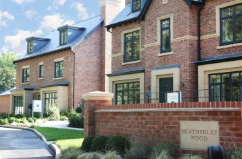 Heatherley Wood showhome
